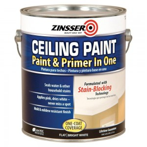 Zinsser Ceiling Paint And Primer In One farba i grunt w jednym do sufitów 3,78l