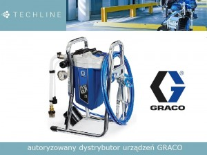 Graco GX21 agregat malarski