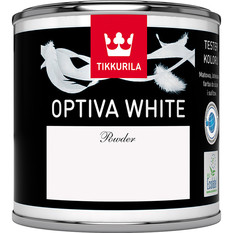Tester Tikkurila Optiva White
