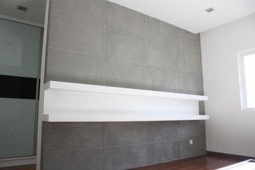Ardex B10 beton architektoniczny w łazience