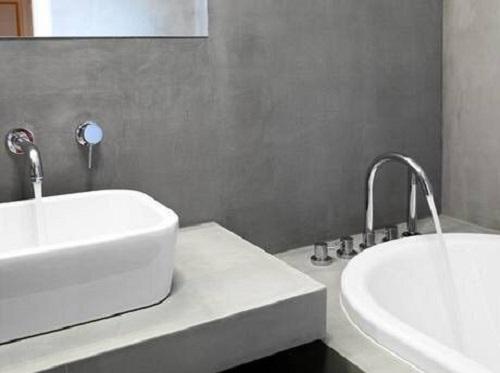 Ardex B10 beton dekoracyjny w łazience