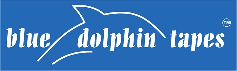 Logo Blue Dolphin Tapes