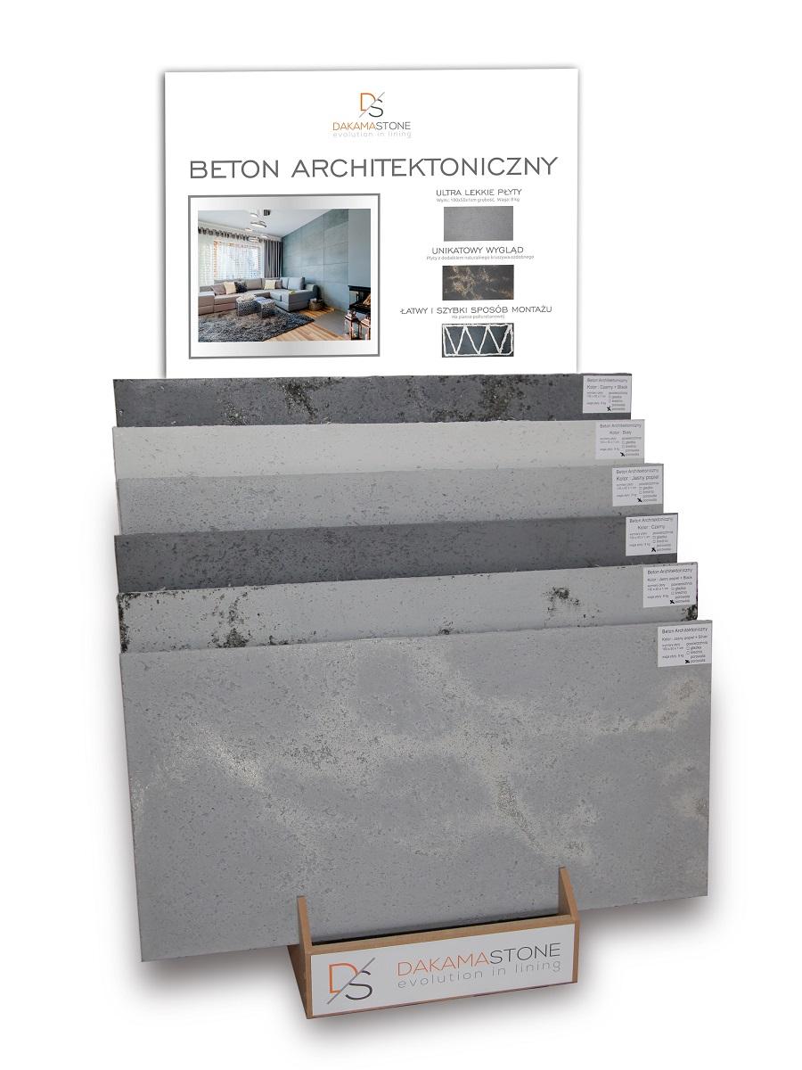 Płyty betonowe Dakama