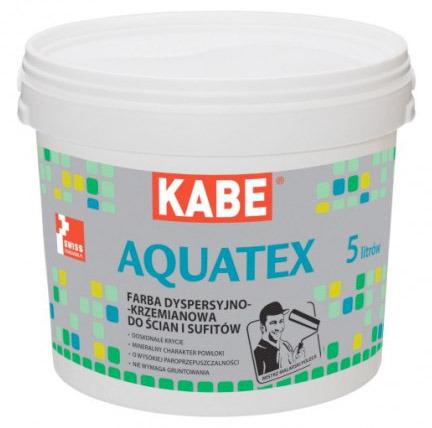 Farby Kabe Aquatex