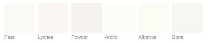 Odcienie bieli Tikkurila Optiva White