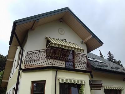 Italia kasetowa markiza nadokienno- balkonowa