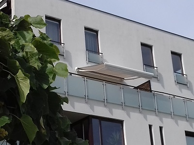 Selt Palladio markiza balkonowa
