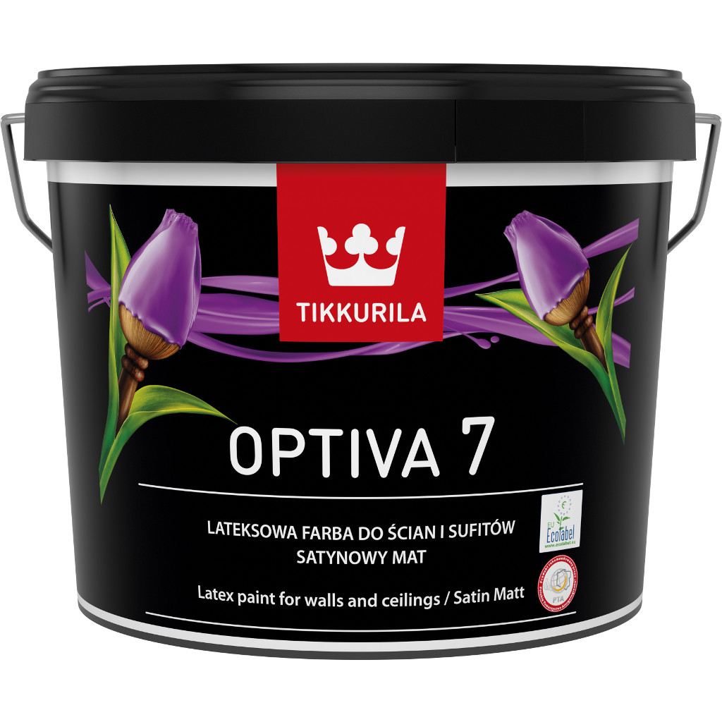 Tikkurila Optiva 7 satin matt