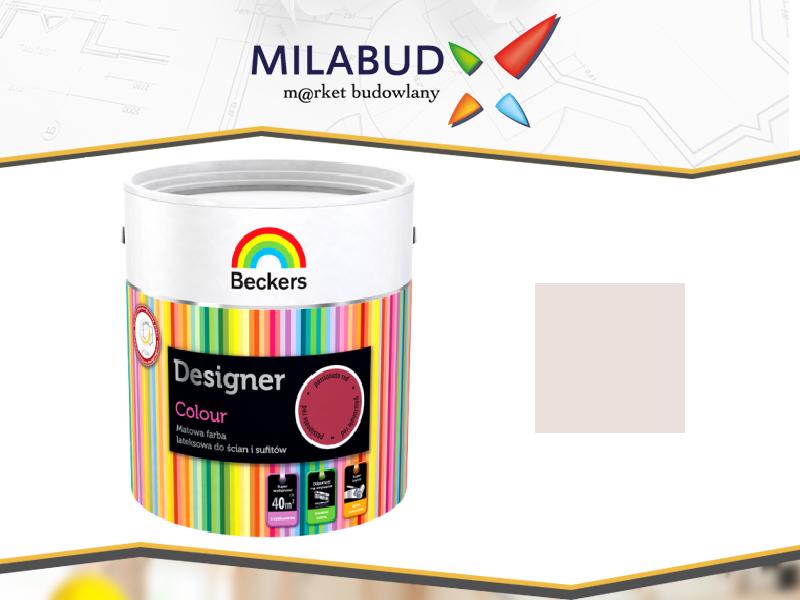 Beckers Designer Colour Vanilla Cream 5l